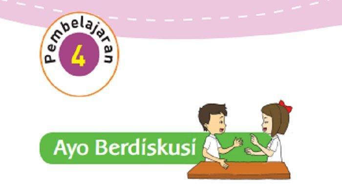 Kunci Jawaban Buku Tematik Tema 2 Kelas 3 Sd Halaman 30 31 32 34 Subtema 1 Pembelajaran 4 Tribun Padang