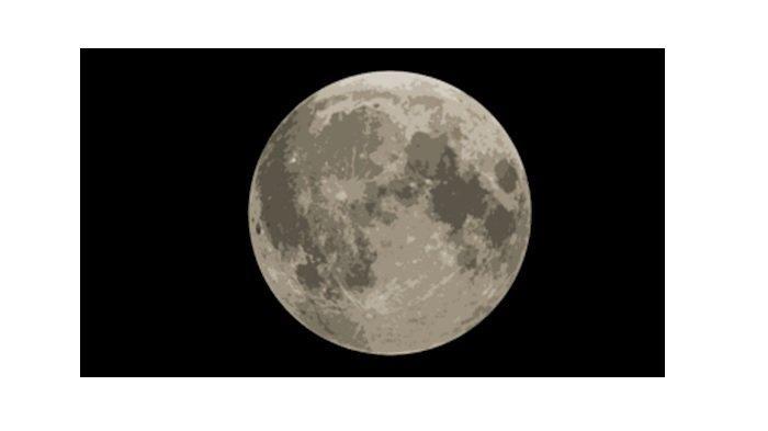 Poster Perbedaan Bumi dan Bulan serta Kesimpulannya, Jawaban Tema 9 Kelas 6 Halaman 121