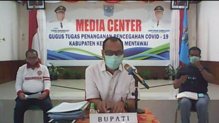 Bupati dan Wabup Mentawai Buka Suara soal Wacana Sumbar jadi DI Minangkabau: Tergantung Pusat