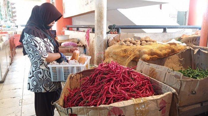 Harga Cabai Merah di Padang Sudah Rp 54 Ribu/kg, Cek Harga Kebutuhan Pokok Hari Ini