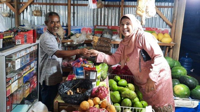 Paslon Bupati Betti Shadiq Pasadigoe Sampaikan Program; Lakukan Kampanye Secara Virtual