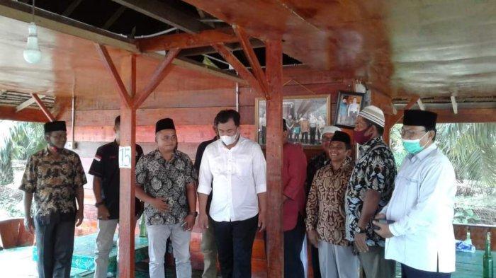 Pilkada Dharmasraya, Calon Bupati Sutan Riska-Dasril Panin Target Raih 65 Persen Suara