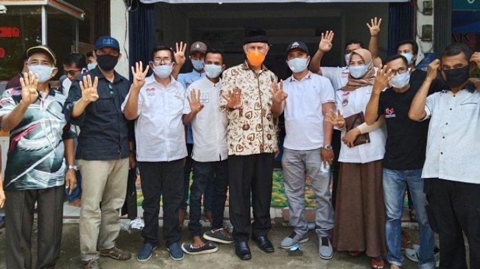 Kampanye Mahyeldi-Audy Sudah Menyasar ke Seluruh Kecamatan di Sumbar, Target Menang 40 Persen