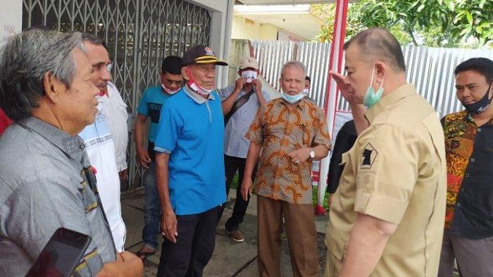 Temui Nasrul Abit, Nelayan Padang Mengadu ke Sesama Anak Nelayan