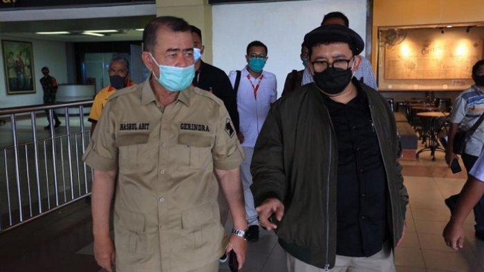 Fadli Zon, Ahmad Dhani dan Mulan Jameela Kampanyekan Nasrul Abit-Indra Catri