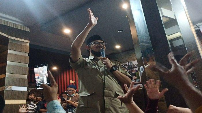 Hasil Real Count: Paslon Erman- Marfendi Jadi Wali Kota Bukittinggi, Perolehan 45,66 Persen