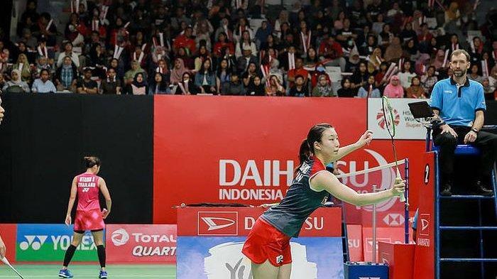 DERBI INDONESIA Nomor Ganda Campuran untuk Memperebutkan Tiket Final