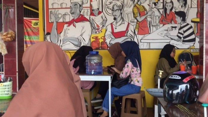 Campus Cafe, Makanan Enak dengan Harga Kantong Mahasiswa