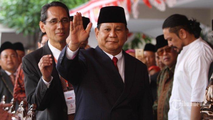 Prabowo Silaturahmi dengan Keluarga Cendana, Disambut Tutut Soeharto