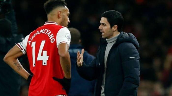 Kapten Arsenal Tatap Musim Depan, Mikel Arteta Beri Sinyal Aubameyang, Tentang Martin Odegaard