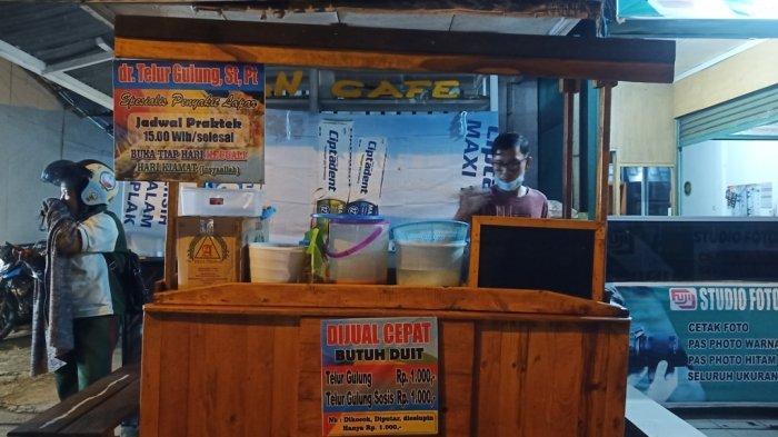 dr. Telur Gulung St Pt Spesialis Penyakit Lapar, Jajanan Murah Meriah yang Diminati Ragam Kalangan