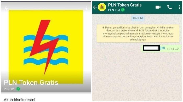 KLAIM Listrik November 2020, Simak Cara Dapatkan Token Gratis PLN Bulan Ini, WA atau www.pln.co.id