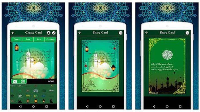 Pilihan Aplikasi Membuat Kartu Ucapan Idul Fitri 2021, Muslim Cards Pro, Adobe Spark hingga Canva
