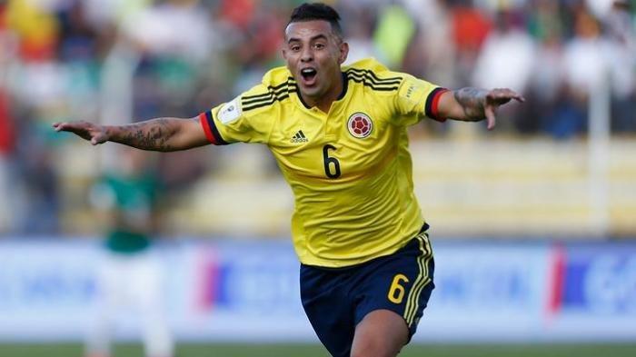 HASIL Kolombia vs Ekuador - Edwin Cardona Cetak Gol Tendangan Bebas Unik, Balaskan Dendam