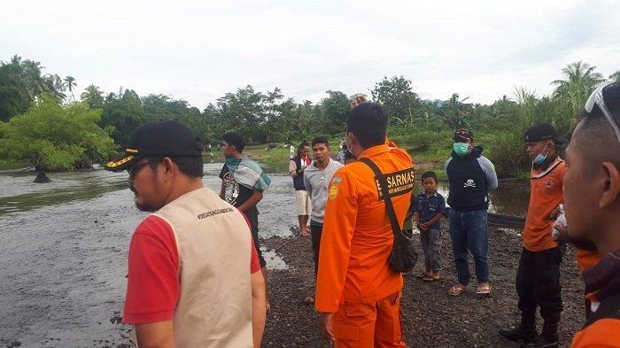 Remaja di Padang Pariaman Dikabarkan Hanyut, Terseret Arus Sungai, Tim Lakukan Pencarian