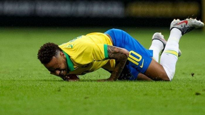 Neymar Tak Seksi Lagi di Bursa Transfer, Gara-gara 12 Kali Cedera dalam 2 Tahun