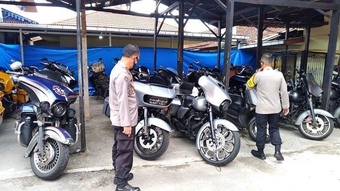 Polisi Curigai 5 Moge Diduga Dokumen Surat-surat Tidak Lengkap, Giliran Dicek di Polda Sumbar