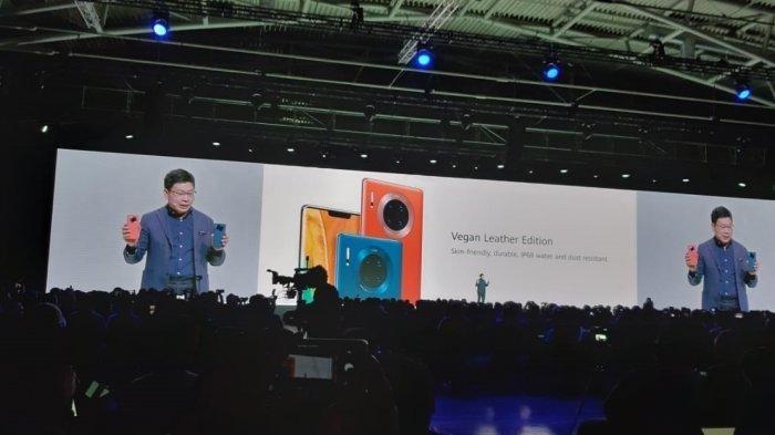Huawei Luncurkan Mate 30, Mate 30 Pro serta Mate 30 RS, Lihat Spesifikasi dan Harganya