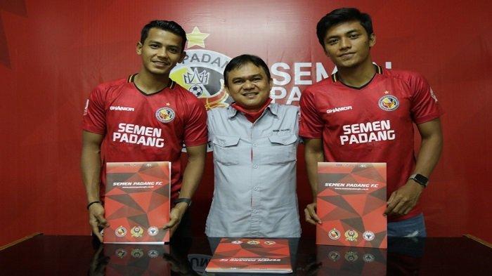 Pinta The Kmers: Kembalikan Irsyad Maulana dan Leo Guntara ke Semen Padang FC