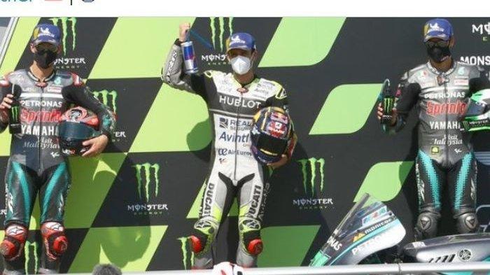 Fakta Johann Zarco Kandidat Juara MotoGP, Dihukum Malahan Makin Melesat