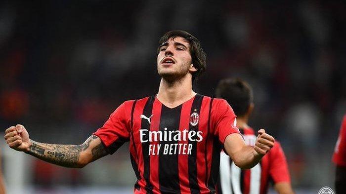 Aksi Ciamik Sandro Tonali Perkuat AC Milan, Gelandang Kombinasi Andrea Pirlo dan Gennaro Gattuso