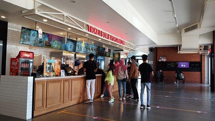 Bioskop CGV Raya Padang Kembali Dibuka: Harga Tiket Mulai Rp 25 Ribu, Penonton Aman & Nyaman
