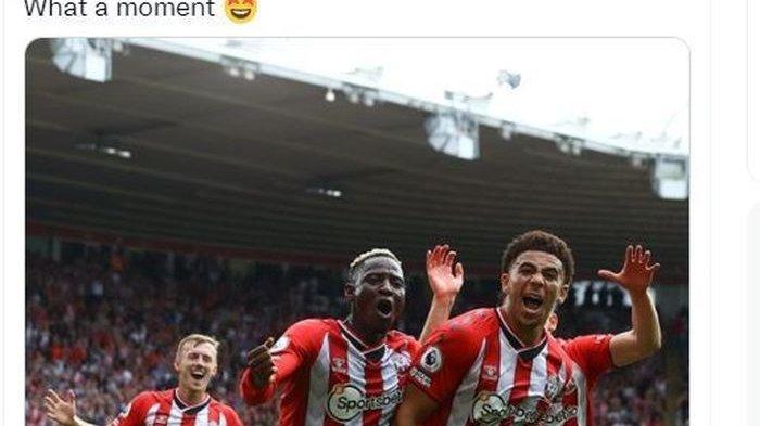 Southampton Vs Manchester United: Gol Tuan Rumah, Bikin Setan Merah Makin Tertekan