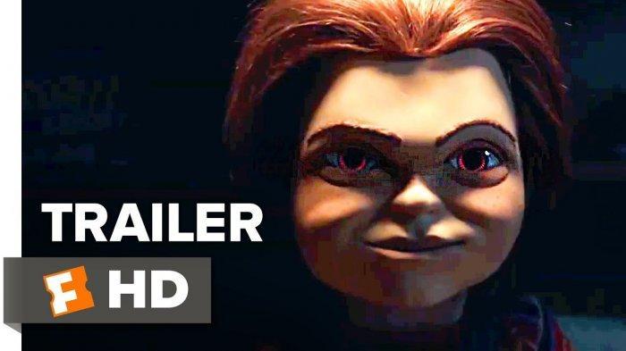 Jadwal Bioskop Hari Ini di Kota Padang, Minggu 21 Juli 2019, Ada Film Childs Play, Dua Garis Biru