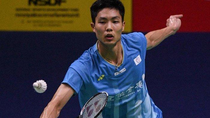 Jadwal Lengkap Final Chinese Taipei Open 2019, Hari Ini Tanpa Wakil Indonesia