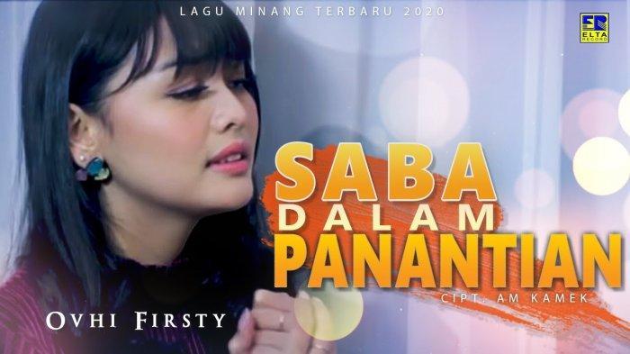 Chord Kunci Gitar Lagu Minang Saba Dalam Panantian - Ovhi Firsty, di Malam nan Dingin Ko