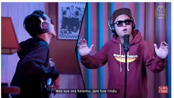 Chord GitarMantan Djancuk DJ Kentrung Kalia Siska ft SKA 86,Jarene kowe iseh tresno ning aku