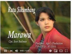 Lirik Lagu Minang Marawa di Alek Gadang Dipopulerkan Ratu Sikumbang: Den imbau imbau Indak manjawek