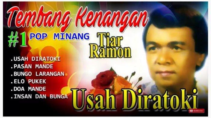 Chord Kunci Gitar dan Lagu Minang, Hujan – Tiar Ramon: Hujan, Jikok Lah Hujan Hati Den Ibo