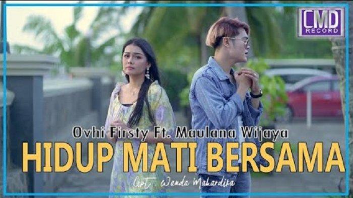 Chord Kunci Gitar Hidup Mati Bersama - Ovhi Firsty feat Maulana Wijaya