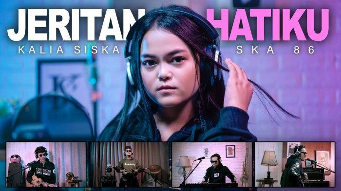 Chord Kunci Gitar Kalia Siska feat SKA 86, Jeritan Hatiku- Ingin Ku Lepas tapi Aku yang Terhempas