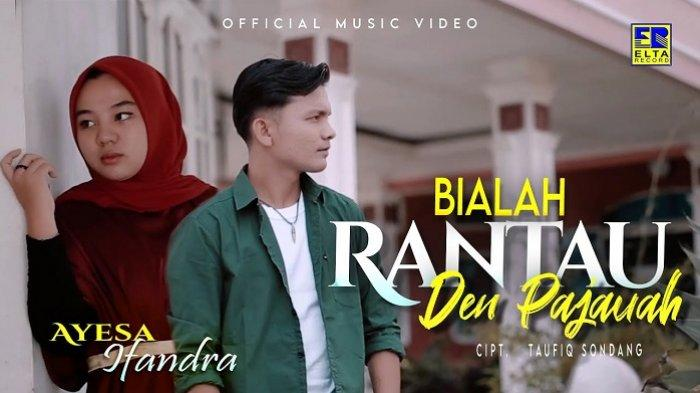 Chord Lagu Minang Bialah Rantau Den Pajauah - Ayesa feat Ifandra