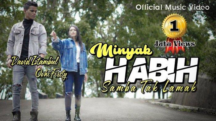 Chord Lagu Minang Minyak Habih Samba Tak Lamak - David Iztambul feat Ovhi Firsty