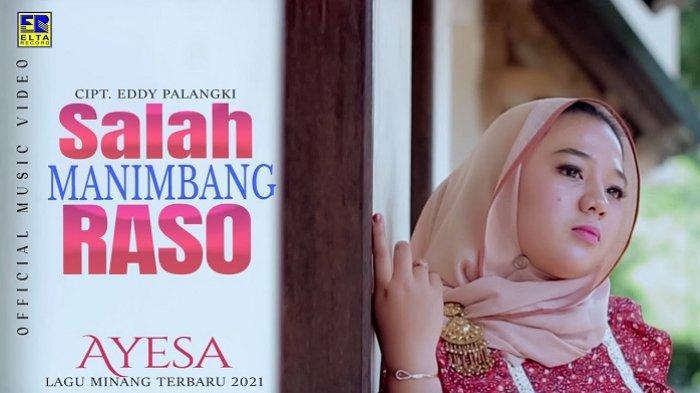 Chord Lagu Minang Salah Manimbang Raso - Ayesa: Iyo Susah, Manimbang Raso