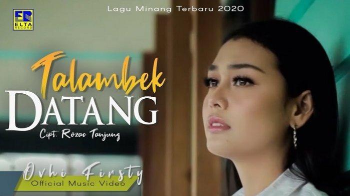 Chord Lagu Minang Talambek Datang - Ovhi Firsty, Lirik: Salah Denai Yo Nan Bajanji