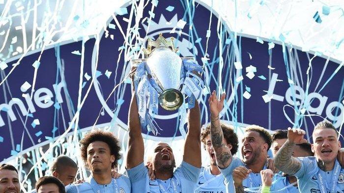 Livepool dan Manchester City Saling Sikut untuk Rengkuh Titel Juara Musim 2019