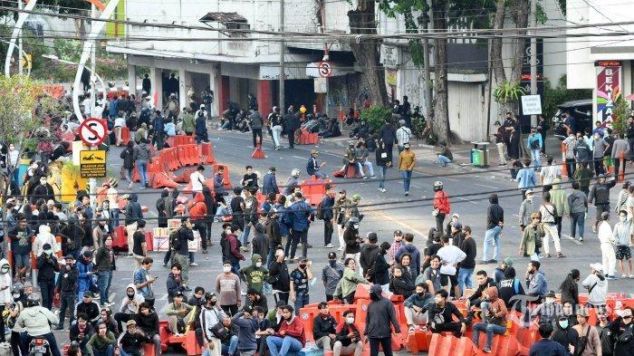 Jubir Satgas Penanganan Covid-19: Masyarakat Diminta Hindari Unjuk Rasa Cegah Klaster Baru
