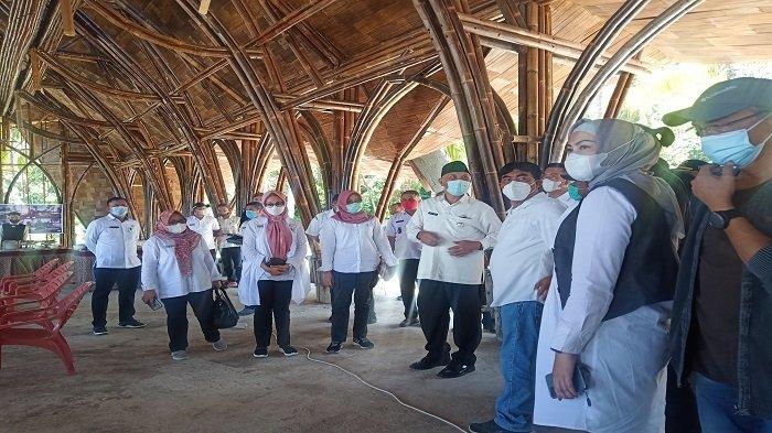 Marawa Beach Resort di Pantai Air Manis, Mahyeldi Inginkan Jadi Lokasi Wisata Baru di Kota Padang