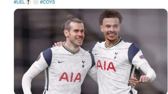 Tottenham Hotspur vs Burnley - Gareth Bale Lega Jadi Pilar The Spurs, Masuk Skema Jose Mourinho