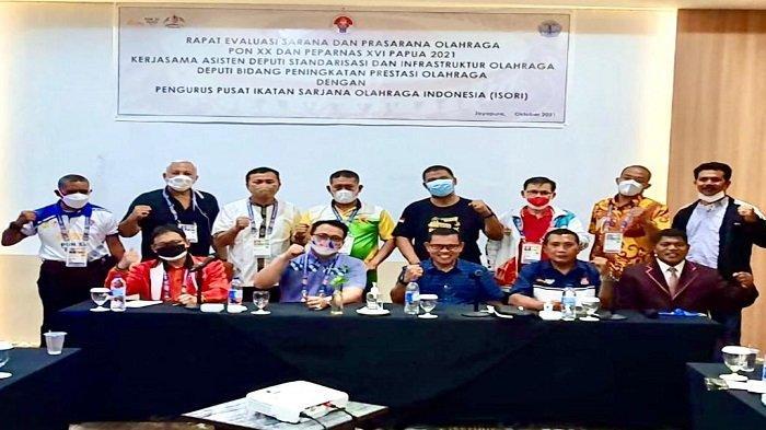 Kemenpora Tunjuk Ikatan Sarjana Olahraga Indonesia, Bentuk Tim Evaluasi PON XX Papua