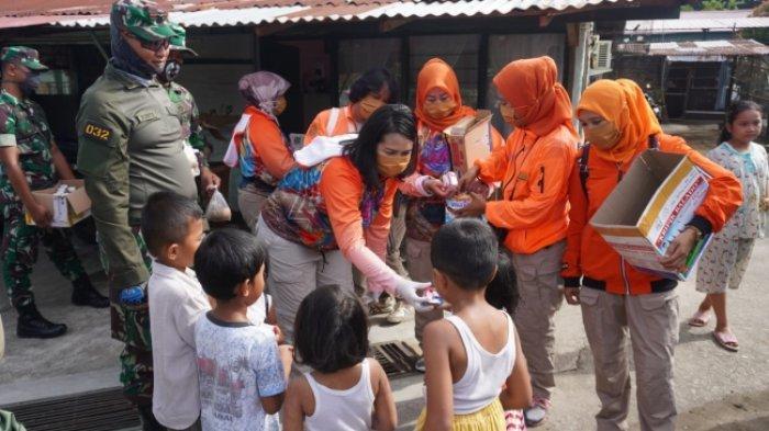 Korem 032/Wirabraja Menghadapi Gejolak Sosial dan Ketahanan Pangan Akibat Dampak Covid-19