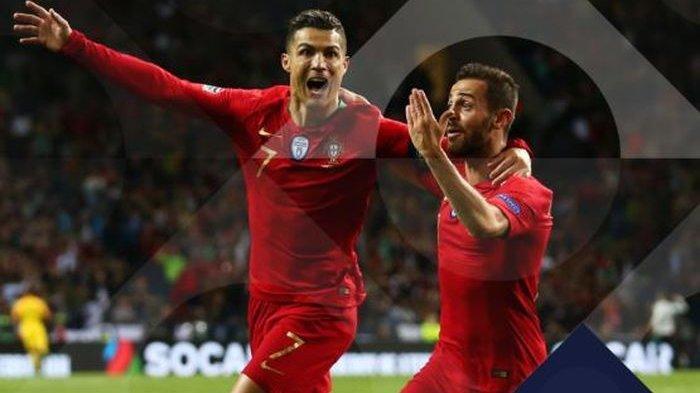 STARTING XI Portugal vs Hungaria - Ronaldo Bawa Misi Selecao, Obrak-abrik Pasukan Marco Rossi