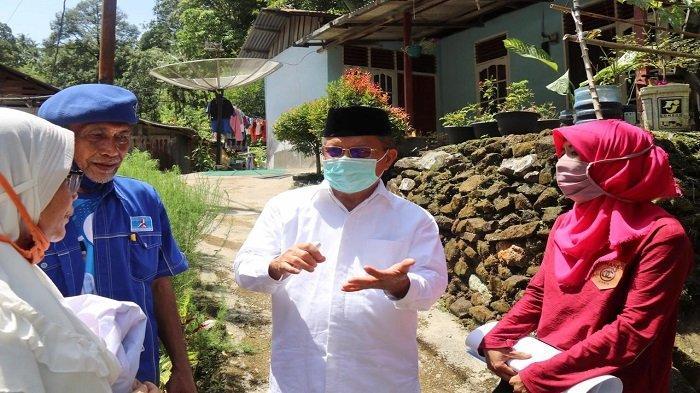 Curhati Ali Mukhni, Guru Paud Di Bungus Pilih Mulyadi-Ali Mukhni Karena Sumbar Cerdas