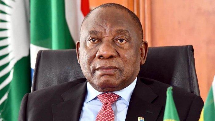 Kekerasan dan Penjarahan di Afrika Selatan Tewaskan 117 Orang, Ini Kata Presiden Cyril Ramaphosa