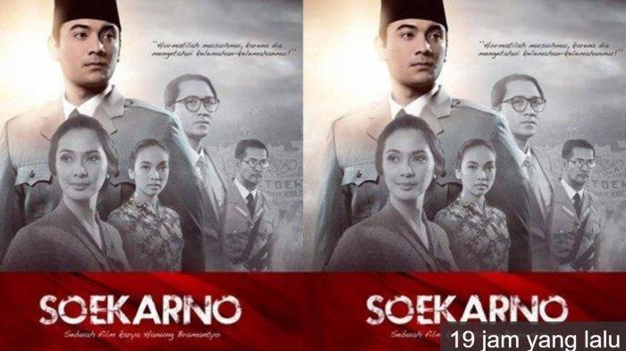 Daftar Film yang Cocok Dintonton di Hari Kemerdekaan, Film Soekarno, Kartini hingga Naga Bonar