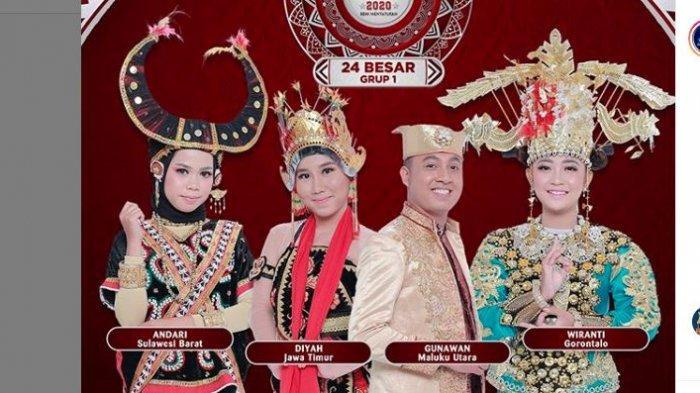Daftar Peserta LIDA 2020 Babak 24Besar yang Dibagi Jadi 6 Grup, Ini Link Live Streaming Indosiar